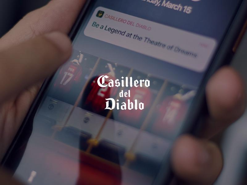 CASILLERO DEL DIABLO – MANCHESTER UNITED 2020